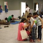헝가리의 시리아 난민들
